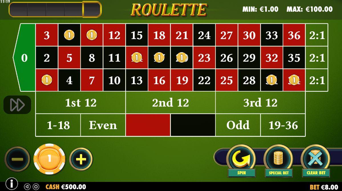 Roulette for Fun - Orphelins De Plein