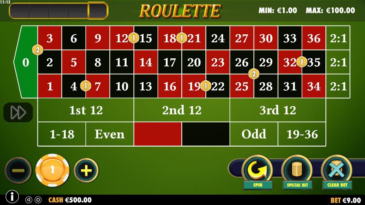 Roulette for fun - Voisins Du Zéro