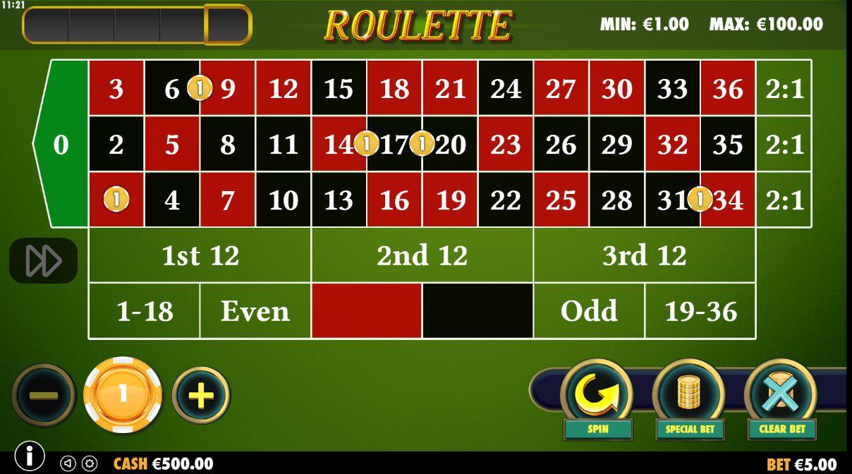 Roulette for Fun - Orphelins De Cheval